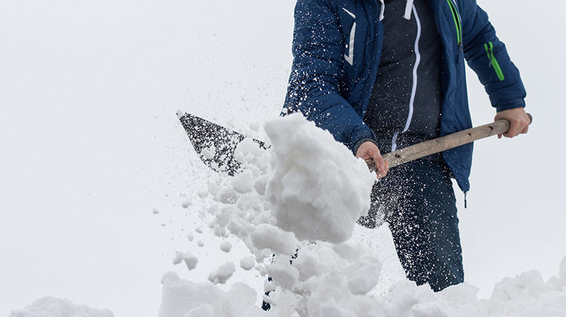 Is your roof in danger of collapsing under heavy snow?
